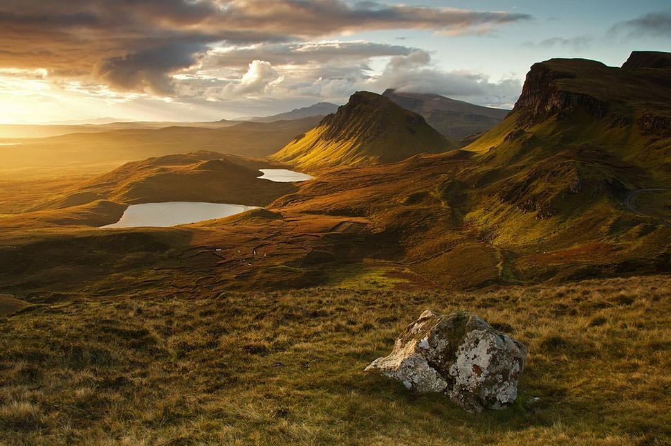 جزیره Skye اسکاتلند