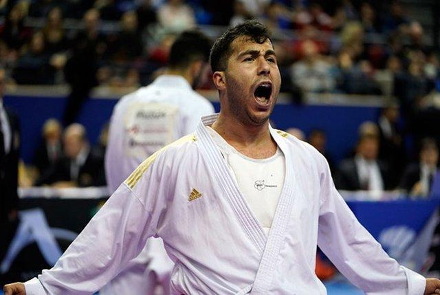 1 طلا و 2 برنز دستاورد ایران از کاراته وان برلین، گنج زاده قهرمان شد