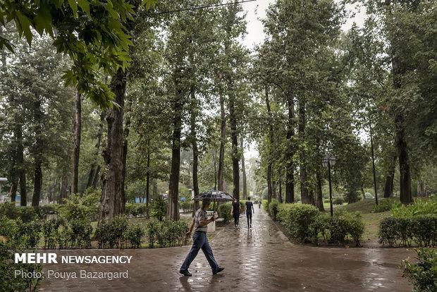 پرونده سال آبی جاری با 171 میلیمتر بارندگی بسته شد