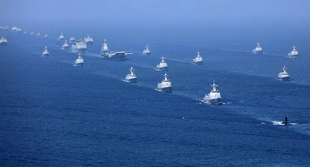 هشدار استرالیا نسبت به نظامی سازی دریای چین جنوبی