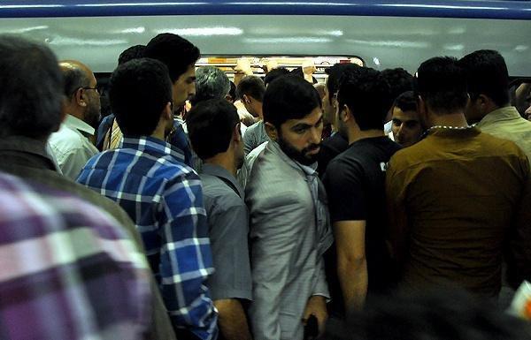 سرویس دهی درخط 4 متروی تهران از سرگرفته شد