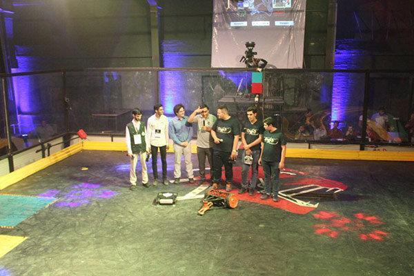 نبرد ربات ها3 اسفندماه فراوری می گردد، مسابقه ای برای نوجوانان