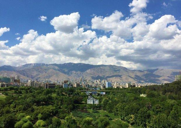 هوای تهران سالم است، وضعیت آلودگی مناطق 22گانه