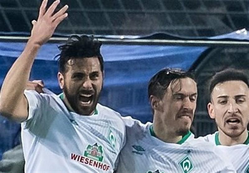 حذف دراماتیک بوروسیادورتموند از جام حذفی آلمان