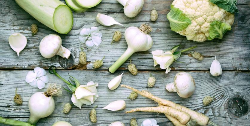پنج سبزی سفید رنگی که سلامت بدنتان را تضمین می نمایند