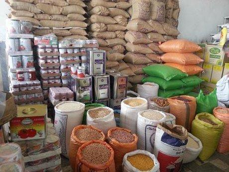 کالاهای اساسی به میزان کافی در استان قزوین ذخیره سازی شد