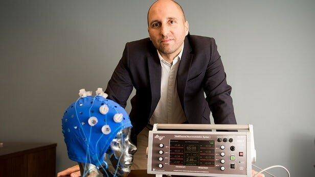 تحریک الکتریکی، مغز را 50 سال جوان تر می کند