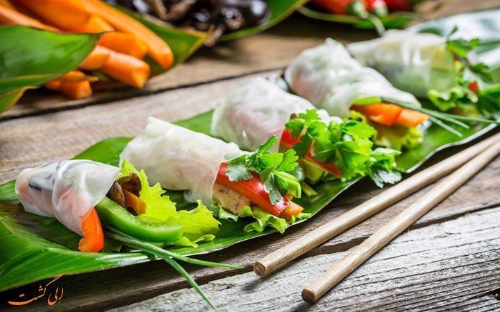 معروف ترین غذاهای ویتنام