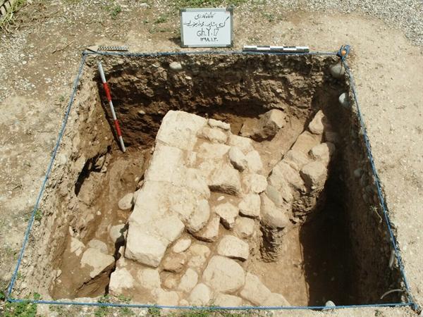 کشف آثاری از دوران اسلامی در پیرامون آرامگاه یعقوب لیث صفاری