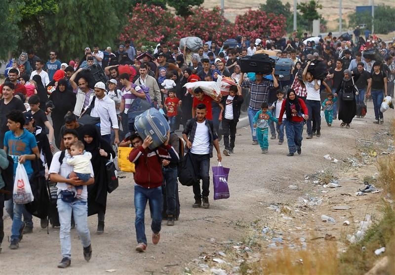 اوضاع وخیم اردوگاه های پناهندگان در جزایر یونان