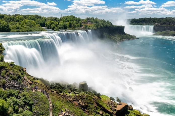 آبشار نیاگارا؛ حیرت در قلب طبیعت