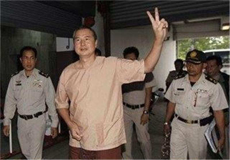 ده سال زندان برای روزنامه نگار منتقد پادشاه تایلند