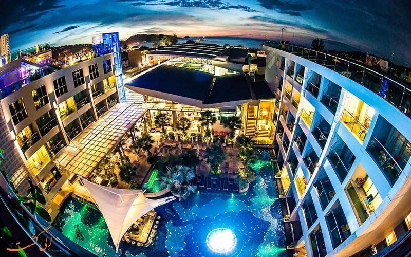 معرفی هتل 4 ستاره کی ریزورت در پوکت