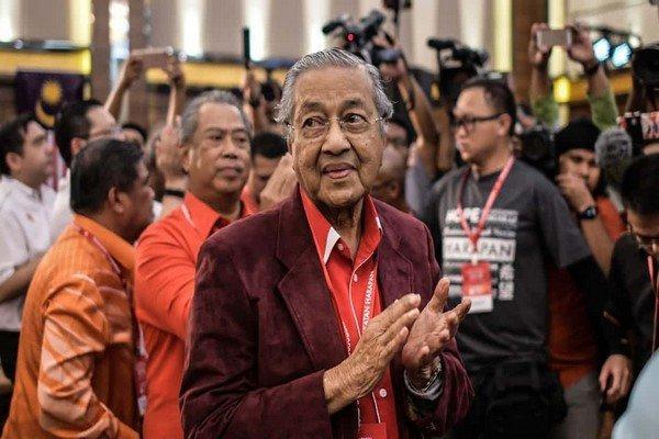 ماهاتیر محمد؛ نامزد اپوزیسیون مالزی برای تصدی نخست وزیری