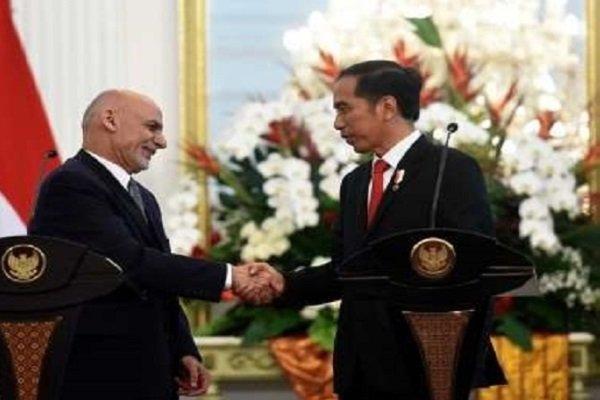 همکاری اندونزی با افغانستان برای برگزاری مذاکرات صلح با طالبان