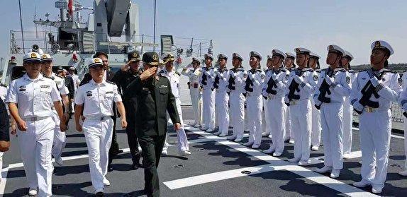 صفر تا صد بازدید رییس ستاد کل نیرو های مسلح از Zhuzhou، استاد پنهانکار و ضدزیردریایی چین میزبان ژنرال ایرانی شد