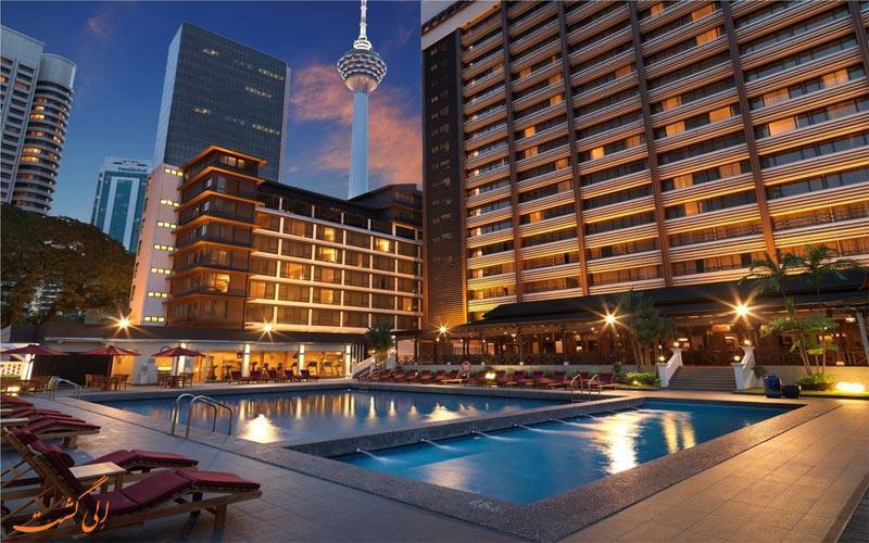 معرفی هتل 4 ستاره کنکورد در کوالالامپور