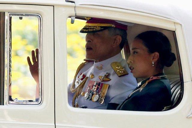 اولین بازداشت به خاطر توهین به پادشاه جدید تایلند
