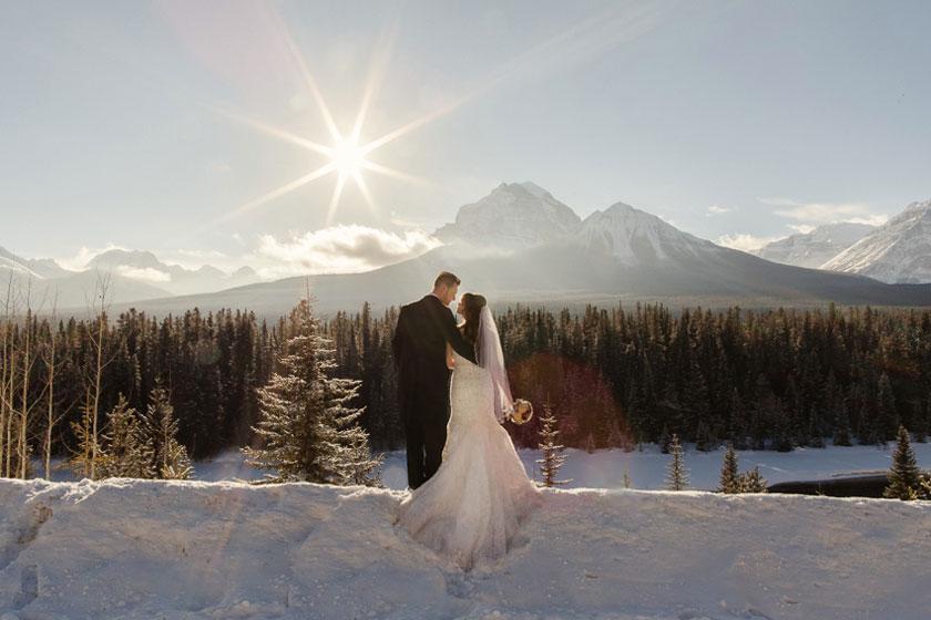 عاشقانه ترین مکان ها برای ماه عسل در کانادا