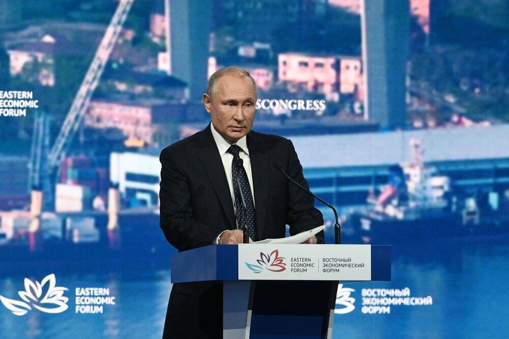 اظهارات پوتین درباره تولید موشک های جدید و تشکیل گروهی شبیه به جی7