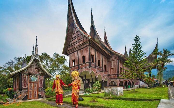 فرهنگ جالب یکی از کهن ترین اقوام اندونزی
