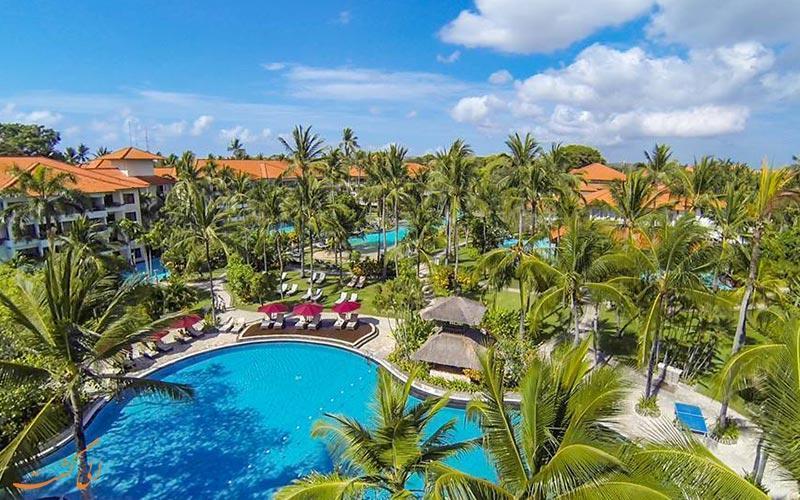 معرفی هتل 5 ستاره لاگونا لاکچری کالکشن ریزورت در بالی اندونزی