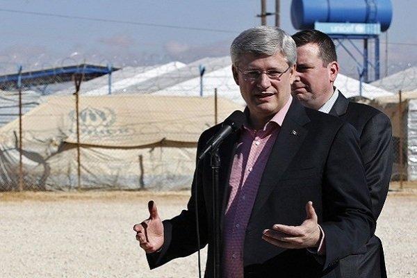 بازی انتخاباتی کانادایی ها با آوارگان عراق و سوریه