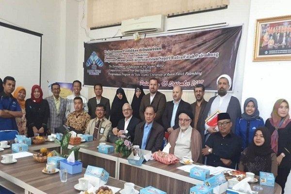 مرکز تقریب مذاهب اسلامی در دانشگاه رادن فتح اندونزی تاسیس می گردد