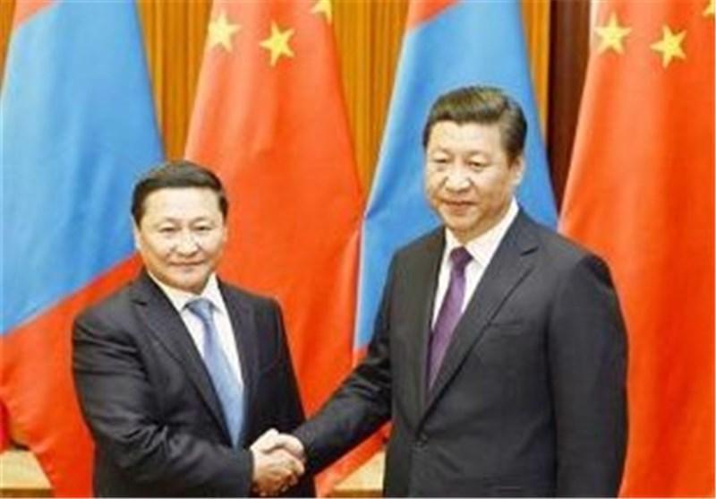 مغولستان به راهگذر ترانزیتی مهمی بین روسیه و چین تبدیل می گردد