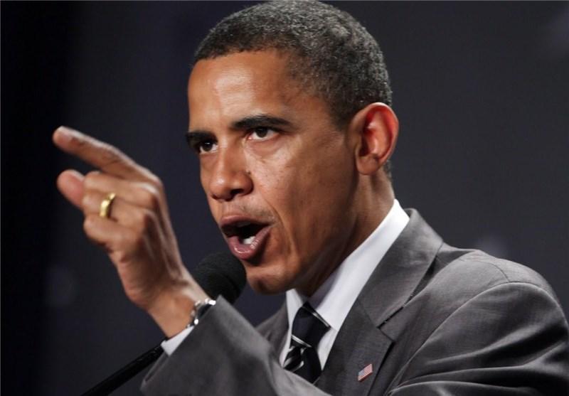 اوباما با سران انگلیس، آلمان، فرانسه و ایتالیا درباره تحریم های جدید علیه روسیه گفت وگو کرد