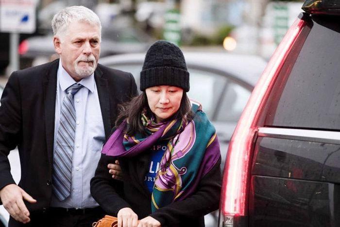آمریکا خواهان استرداد مدیر هوآوی از کانادا شد