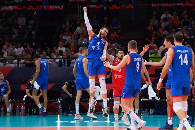 صربستان قهرمان والیبال اروپا شد، کواچ به آرزویش رسید