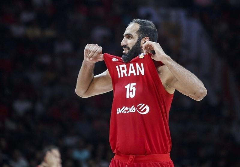 ستاره بسکتبال ایران به چین می رود