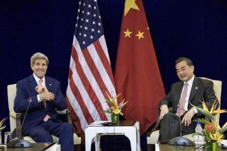 چین: به دنبال بیرون کردن آمریکا از آسیا نیستیم
