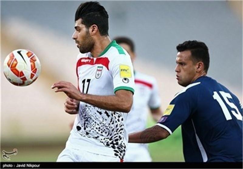 حق پخش بازی ایران و عمان هنوز خریداری نشده است