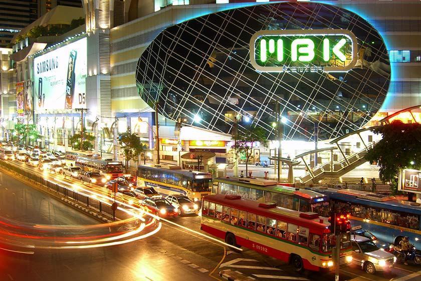 مرکز خرید ام بی کی بانکوک؛ خریدی فوق العاده