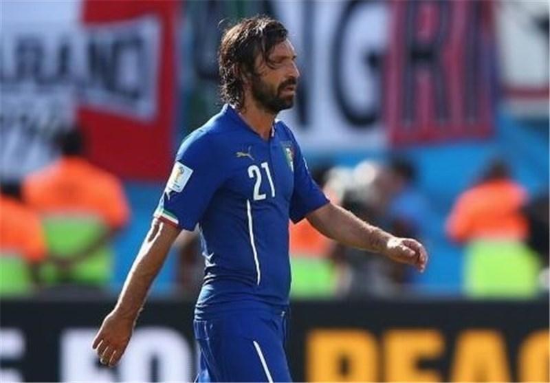 پیرلو: ایتالیا می تواند قهرمان یورو 2016 گردد