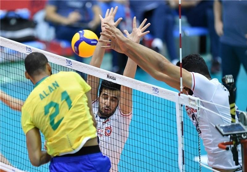 جام جهانی والیبال، شکست ایران مقابل برزیل، تجربه بر جوانی غلبه کرد