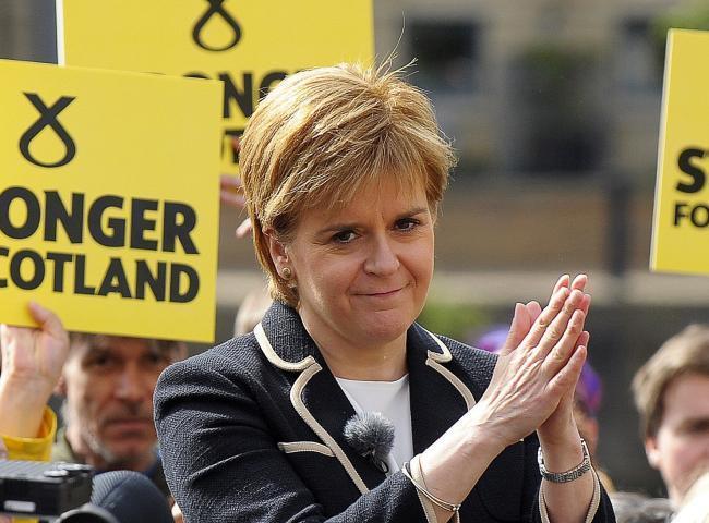 رهبر حزب ملی اسکاتلند: باید برای جدایی از انگلیس کوشش کنیم