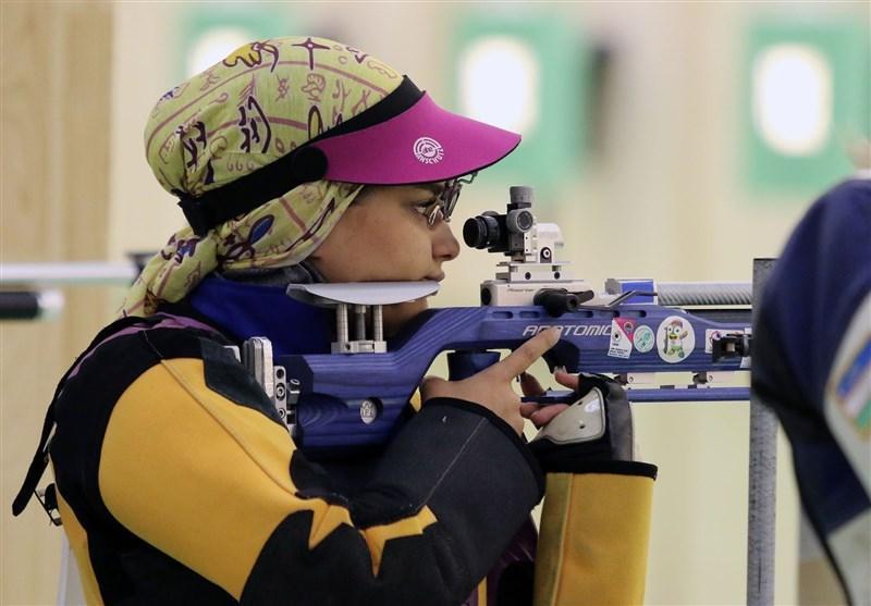 گزارش خبرنگار اعزامی خبرنگاران از اندونزی، خدمتی: امیدوارم بهترین نتیجه را در اندونزی کسب کنیم، رقبای ما قهرمان دنیا و المپیک هستند