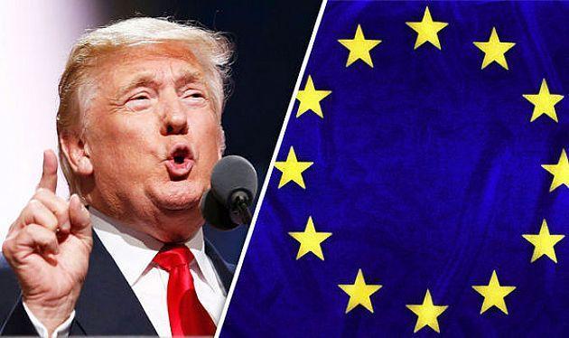 واکنش اروپا به اعمال تعرفه خودرو توسط آمریکا