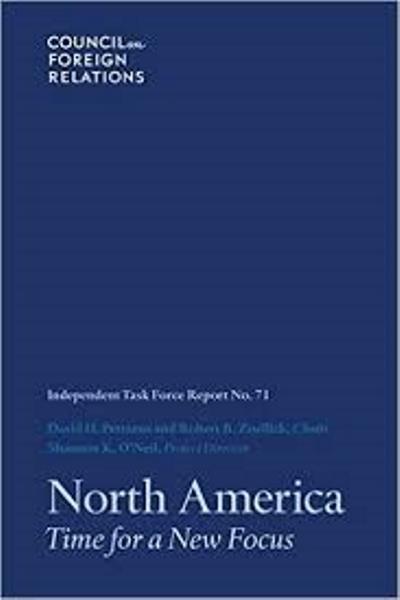 کتاب آمریکای شمالی منتشر شد
