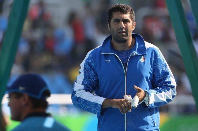 کاوه موسوی در المپیک ریو بیست ونهم شد