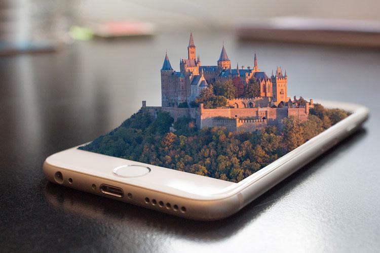 چگونه واقعیت تقویت شده (Augmented reality) می تواند در صنایع کاربردی گردد؟