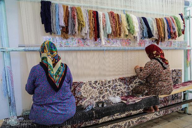 238میلیارد ریال فرش دستبافت از استان زنجان صادر شده است