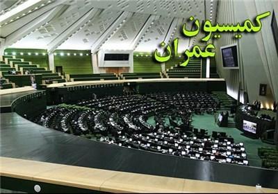 تکرار، آنالیز طرح تامین آب استان های شرقی و مرکزی از دریای عمان در مجلس