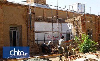 مرمت و بازسازی 50 بنای تاریخی در کردستان