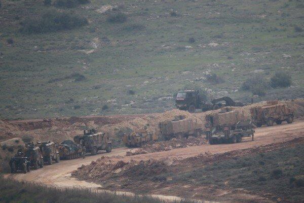شروع گشت مشترک روسیه- ترکیه در شمال سوریه