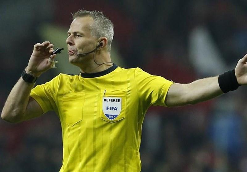 لیگ قهرمانان اروپا، اعلام داوران شب نخست از هفته پایانی مرحله گروهی