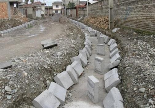 احداث پروژه های عمرانی در کهگیلویه بدون متقاضی است، پول هست پیمانکار نیست